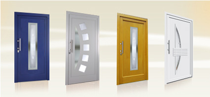 LUPOL Türen : Holz-Haustüren, PVC-Haustüren, Holz ...